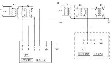 三,双级电压互感器校电压互感器 六,电压互感器校电压互感器  &nbsp